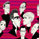 BWW Exclusive: Ken Fallin Draws the Stage - The Men of THE BOYS IN THE BAND!