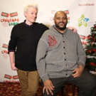 FREEZE FRAME: Ruben Studdard & Clay Aiken Preview Their FIRST ANNUAL CHRISTMAS SHOW!