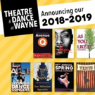 Maggie Allesee Department Of Theatre And Dance At Wayne State University Announces It Photo