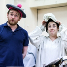 Photo Flash: In Rehearsal with THE 39 STEPS Photo