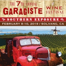 America's Best Wine Festival Returns to One of America's 10 Best Small Historic Towns: Garagiste Festival Comes to Solvang February 8th – 10th