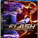 THE FLASH The Complete Fifth Season Bolting Onto DVD & Blu-ray 8/27