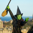 WICKED Defies Gravity At Edinburgh Castle to Celebrate Its Forthcoming Return Photo