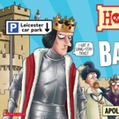 Birmingham Stage Company Announce A Brand New Installment Of HORRIBLE HISTORIES: BARMY BRITAIN