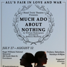 Head Trick Presents MUCH ADO ABOUT NOTHING