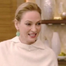 VIDEO: Uma Thurman Talks Broadway Debut in THE PARISIAN WOMAN on 'LIVE'