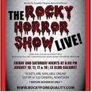 BWW Feature: ROCKY HORROR LIVE HEATING UP THE STAGE THIS AUGUST at Rocky For Equality