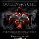Queensryche Announces THE VERDICT European Tour