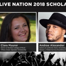 Live Nation Awards Scholarships to Empower Students Pursuing Careers in Music Industry