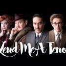Photo Flash: Meet the Cast of RTC's LEND ME A TENOR