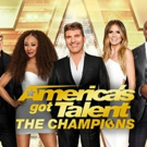 AMERICA'S GOT TALENT: THE CHAMPIONS Announces Second Group of All-Star Acts