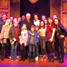 Photo Exclusive: John O'Hurley Visits Potter Play PUFFS Off-Broadway