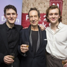 Photo Flash: Opening Night of GENTLY DOWN THE STREAM at Park Theatre