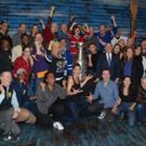 Photo Coverage: The Stanley Cup Visits COME FROM AWAY