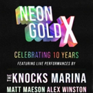 Neon Gold Records Celebrates 10 Year Anniversary Featuring Marina, The Knocks, Matt Maeson, Alex Winston, & More