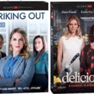 STRIKING OUT Season 2 with Amy Huberman and DELICIOUS Season 2 Out on Acorn DVD July  Photo