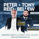 St George's Hall Presents An Evening with Peter Reid and Tony Bellew Photo