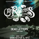 The Rasmus Return to UK to Play 'Dead Letters'