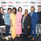 Photo Flash: The Public's Mobile Unit Celebrates Opening Night of THE TEMPEST Photo