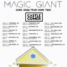 Castlecomer Announces Tour with Magic Giant, Kicking off January 2019