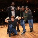Photo Coverage: Backstage At The Latest eduHAM and Cast Q&A