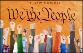 Flying Elephant Productions Presents WE THE PEOPLE: The Anti-Trump Musical