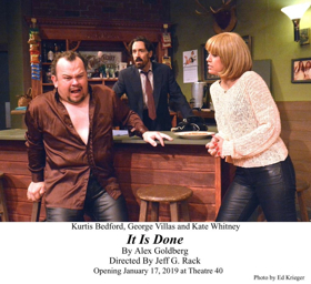 BWW Review: IT IS DONE and There Will be Hell to Pay