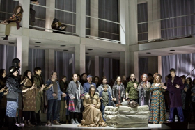 A Mostly-White PORGY AND BESS Stirs Up Controversy in Hungary