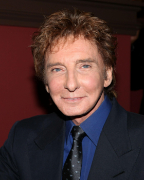 Music Legend Barry Manilow To Begin Broadway Residency This July