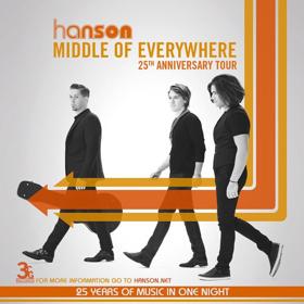 Hanson Launch Landmark Symphonic Tour and Album, STRING THEORY