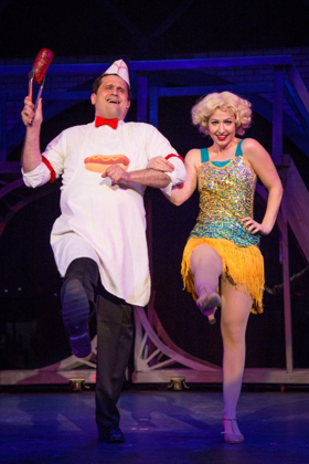 Georgia Ensemble Theatre Finishes Season On A Hilarious Note with BULLETS OVER BROADWAY