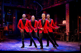 BWW REVIEW: SMOKEY JOE'S CAFE Is Hot, Hot, Hot in Ogunquit's Off-Broadway Preview