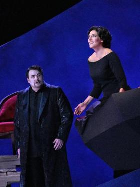 BWW Review: ARIADNE AUF NAXOS at Santa Fe OPERA