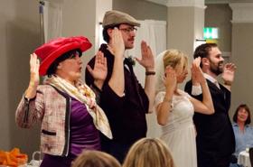 EDINBURGH 2018: BWW Review: THE WEDDING RECEPTION, The Principal
