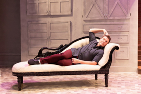 BWW Review: Chris Crawford Gives One of the Year's Top Performances in Jonathan Tolins' BUYER AND CELLAR at freeFall Theatre