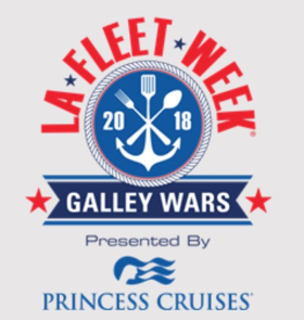 """Princess Cruises is 2018 Presenting Sponsor of """"Galley Wars"""" A Labor Day Cooking Competition During LA Fleet Week"""