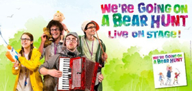 WE'RE GOING ON A BEAR HUNT Celebrates its 10th Anniversary with West End Run