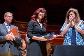 Shelley Beard Santore Named Grand Prize Winner of Philadelphia Youth Orchestra's 2018 Ovation Award