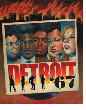 Aurora Theatre Company Presents Bay Area Premiere Of DETROIT '67