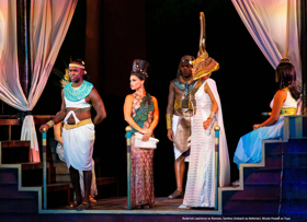BWW Review: THE PRINCE OF EGPYT at Tuacahn is a Breathtaking Gift