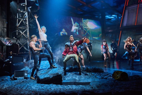 Andrew Polec, Christina Bennington, and More Set For BAT OUT OF HELL at City Center