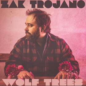 Fingerstyle Singer-Songwriter Zak Trojano Debuts WOLF TREES + Announces Tour Dates