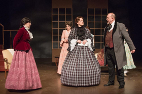 Review: LITTLE WOMEN, THE MUSICAL Celebrates the Power of Family to Overcome Life's Challenges