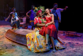 ONCE ON THIS ISLAND Receives Extraordinary Excellence In Diversity On Broadway Award