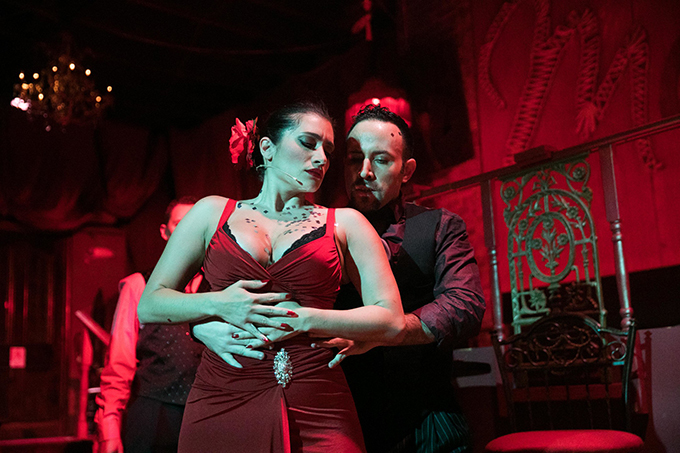 BWW Review: MARIA DE BUENOS AIRES at The Lyceum Theater