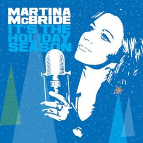 Martina McBride to Release New Christmas Album IT'S THE HOLIDAY SEASON