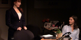 BWW Review: It Takes an Office in Solnik's Compelling New Play GRACE IS GOOD