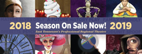 Season Tickets on Sale Now to Clarence Brown Theatre's 2018/2019 Season