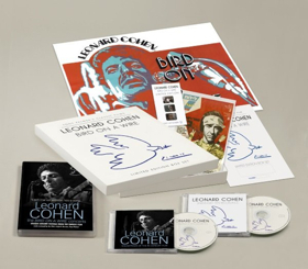 Leonard Cohen in Concert 1972 - Unseen Footage and Sound Recordings From Legendary 1972 Tour Rediscovered