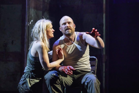 BWW Review: MACBETH, National Theatre